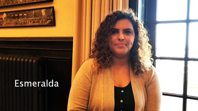 Esmeralda's Story