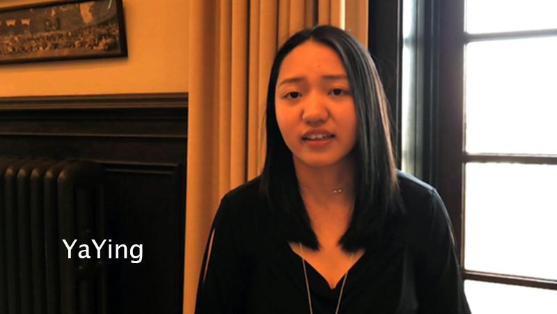 Yaying's Story
